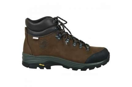Ботинки трекинговые LOMER Tonale brown/black 42