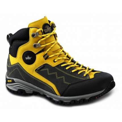 Ботинки трекинговые Lomer Patagonia Brain/Yellow (Размер 42 )