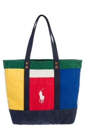 Сумка женская Polo Ralph Lauren 428783371001 разноцветная