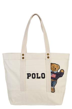 Сумка женская Polo Ralph Lauren 428746448001 белая