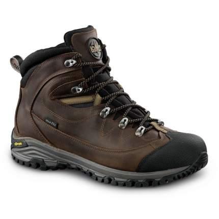 Ботинки трекинговые LOMER Cristallo MTX brown/black 41