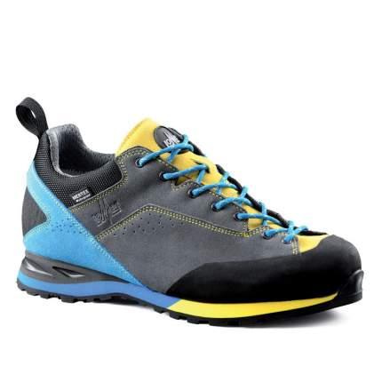 Ботинки Lomer Badia MTX Suede/Cord, brain/yellow