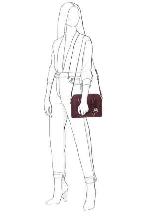 Сумка кросс-боди женская Michael Kors 30H9G06S8L розовая