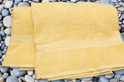 Полотенце Amore Mio AST Clasic 100*150 желтый