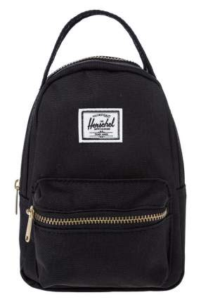 Поясная сумка женская HERSCHEL 10727-00001 черная