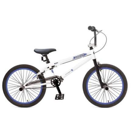 "Велосипед STG Stinger 20"" BMX GRAFFITI серый"