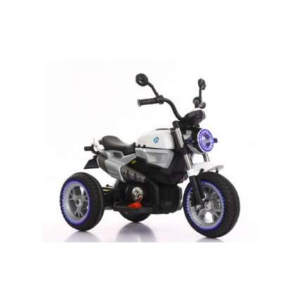 Мотоцикл трехколесный Наша Игрушка белый