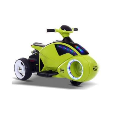 Мотоцикл трехколесный Наша Игрушка зеленый FB-6181