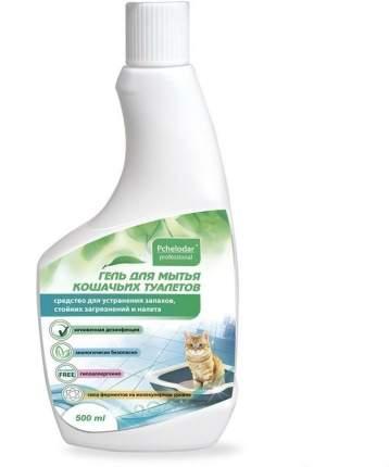 Гель для мытья кошачьих туалетов Pchelodar Пчелодар, 500мл