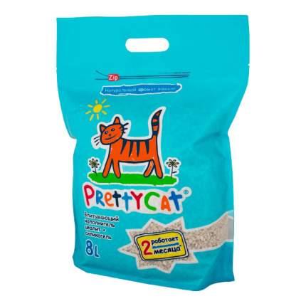 Впитывающий наполнитель для кошек PrettyCat Aroma Fruit глиняный, 4 кг, 8 л