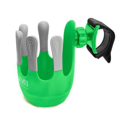 Подстаканник для коляски Nuovita Tengo зеленый