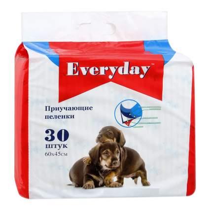 Пеленки для домашних животных на гелевой основе, 60х45см