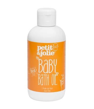 Масло для ванны Petit&Jolie для младенцев, 200 мл