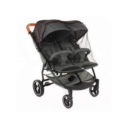 Москитная сетка Bambola для прогулочных колясок для двойни, черный