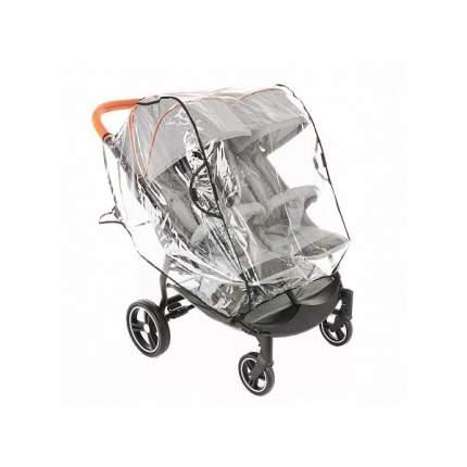 Дождевик Bambola для прогулочных колясок для двойни, пвх