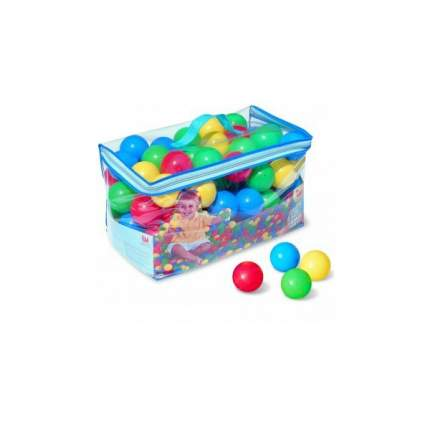 Набор мягких шариков Bestway для сухих бассейнов