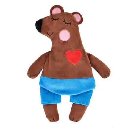 Грелка-игрушка Maxitoys Согревашки Медведь, 30 см