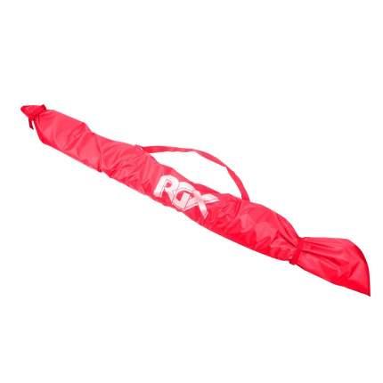 Чехол для одной пары лыж с палками RGX SB-001 красный 175 см.