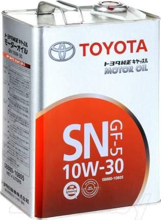 Моторное масло Минеральное Toyota Sn 10w-30 4л 08880-10805 TOYOTA арт. 888010805