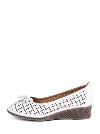 Туфли женские BERTEN BSL 18-20 белые 39 RU