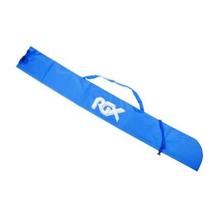 Чехол для одной пары лыж с палками RGX SB-001 синий 195 см.