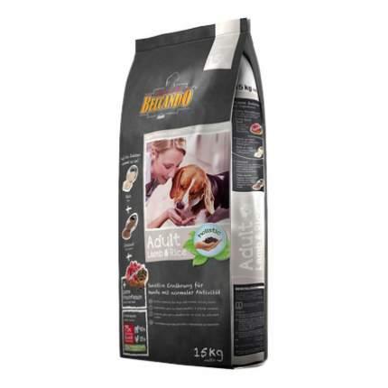Сухой корм для собак BELCANDO Adult Lamb & Rice, рис, ягненок, 15кг
