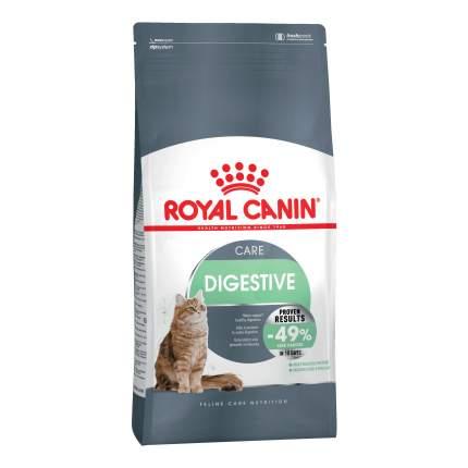 Сухой корм для кошек ROYAL CANIN Digestive Care, при чувствительном пищеварении, 2кг