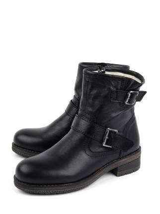 Ботинки женские Longfield 9724 черные 40 RU