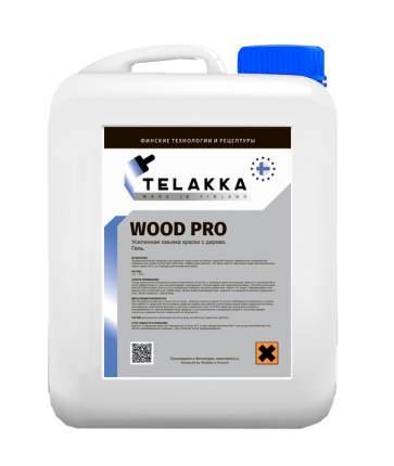 Смывка для краски с дерева Telakka Wood PRO 5 кг
