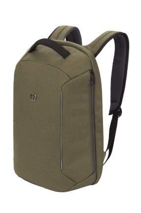 """Рюкзак для ноутбука 14 """" Swissgear 2713656408 хаки 23 л"""