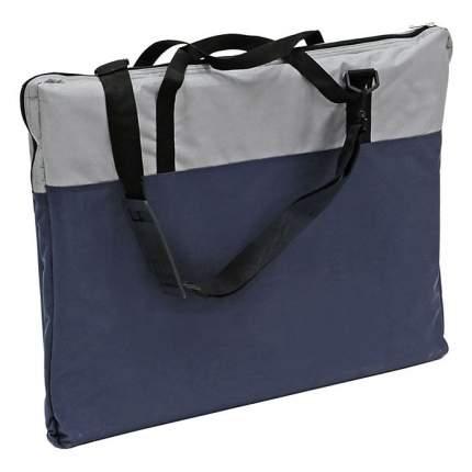 Домик для собак Triol Дом-тент XL, синий, серый, 97x66x74см