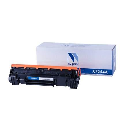 Картридж для лазерного принтера NV Print CF244A, черный