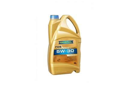 RAVENOL 4014835795655 масло моторное синтетическое fds sae 5w-30 5 л