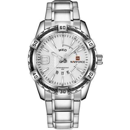 Наручные часы кварцевые мужские Naviforce NF9117S