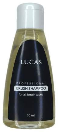 Шампунь для кистей Lucas' Cosmetics Brush Shampoo, 50 мл