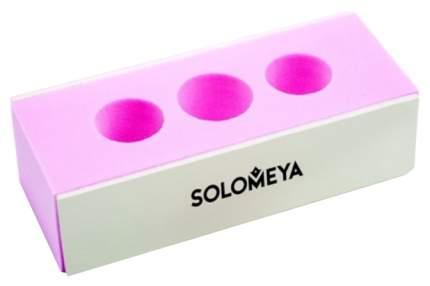 Блок-полировщик для ногтей Solomeya двусторонний, 400/3000