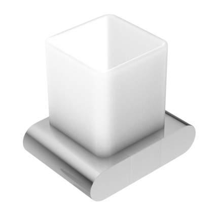 Стакан Art & Max Max Platino цвет хром (AM-E-3968AL)