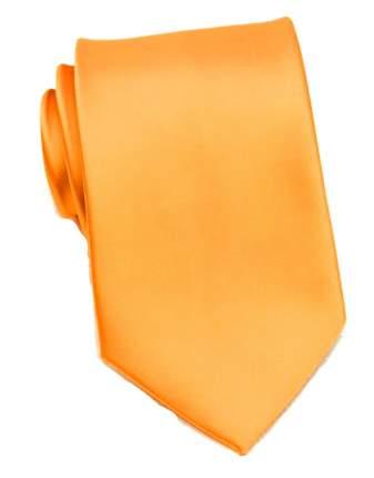 Галстук мужской 2beMan G264 оранжевый
