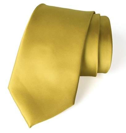 Галстук мужской 2beMan G262 золотой
