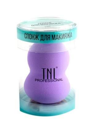 Спонж для макияжа в тубе TNL Professional Клиновидный, Сиреневый