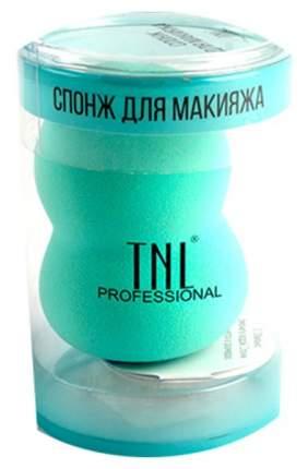 Спонж для макияжа в тубе TNL Professional Клиновидный, Бирюзовый