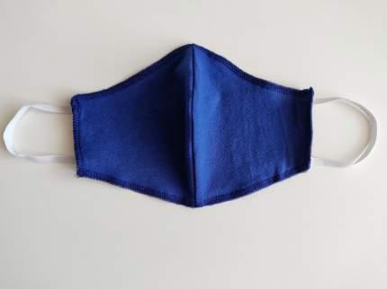 Многоразовая защитная маска Sima-land синяя 1 шт. L