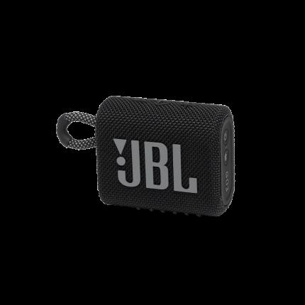 Портативная колонка JBL Go 3 Black