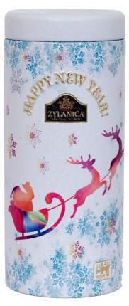 "Чай Zylanica ""Happy New Year!"", White, Ded Moroz, чёрный листовой, 100 гр"