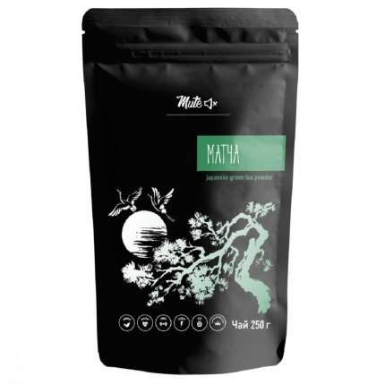 """Чай Mute """"Матча"""", зелёный порошковый, 250 гр"""