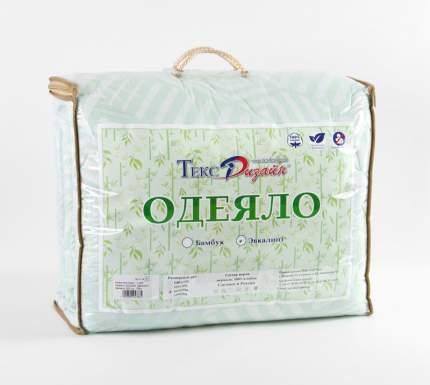 """Одеяло """"Амазония"""" стеганое Текс-Дизайн (Эвкалипт, хлопок 300/перкаль) 1,5-спальное"""