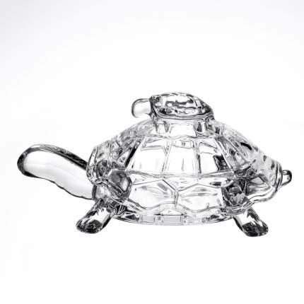 Конфетница с крышкой Crystalite Bohemia 26.5 см