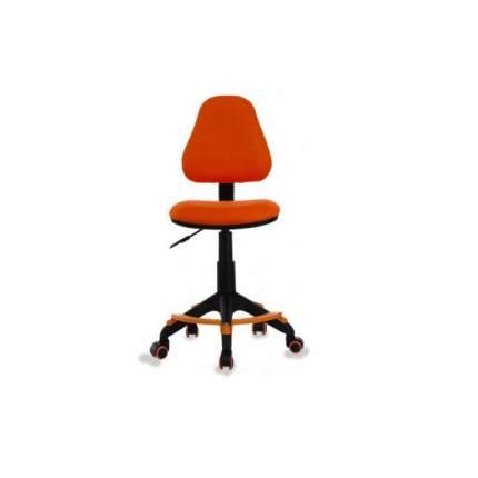 Кресло детское Бюрократ KD-4-F/TW-96-1 оранжевый