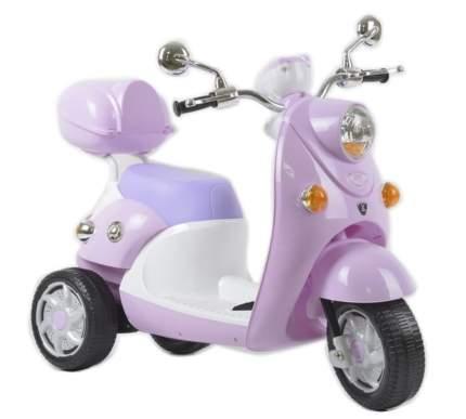 Электромопед трехколесный Наша Игрушка розовый