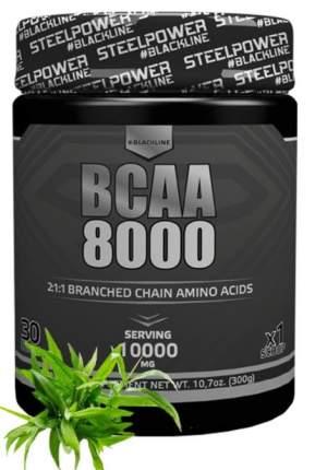 BCAA 8000, вкус «Тархун», 300 гр, STEELPOWER